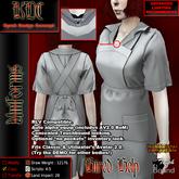 KDC Hired help uniform - white