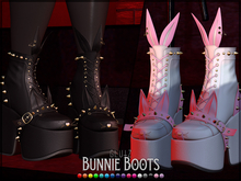 glutz . bunnie boots