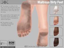 *KUNDALA* Dirty Feet BOM (Maitreya)