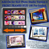 # Front Frames Add-on for Photo Studio Pro V6