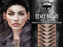 + [QUOTH] + EEVEE BROWS - GENUS BOM