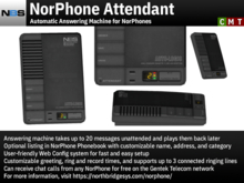 NBS NorPhone Attendant - Automatic Answering Machine