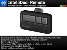 [Gentek] IntelliDoor Remote v3.1 [Boxed]