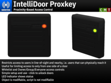 IntelliDoor Proxkey - Proximity-Based Access Control