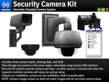 [Gentek] Security Camera Kit v1.0 [Boxed]