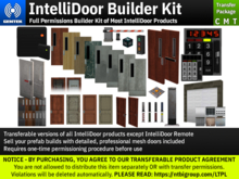 IntelliDoor Builder Kit - Full Permissions Builder Kit