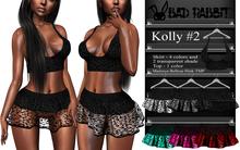 .:Bad Rabbit:. Kolly#2 Skirt, Top (Maitreya, Slink, Belleza, TMP)