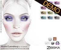 Zibska ~ Aludra Eyemakeup Demo [lelutka/catwa/laq/omega/tattoo/universal tattoo]