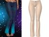 !PCP :: Ramona Jeans [Beige]