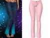 !PCP :: Ramona Jeans [Pink]