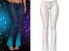 !PCP :: Ramona Jeans [White]