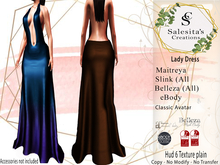 .Lady Dress *Salesita's Creations**SC* Box.
