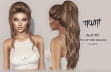 TRUTH Destiny Hair - Brunette