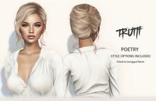 TRUTH Poetry Hair - Blonde