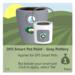 DFS Smart Pot Paint - Gray Pottery
