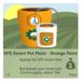 DFS Smart Pot Paint - Orange Paint