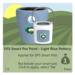 DFS Smart Pot Paint - Light Blue Pottery