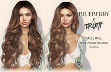 TRUTH x Blueberry Solstice Hair - Brunette