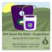 DFS Smart Pot Paint - Purple Paint