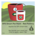 DFS Smart Pot Paint - Red Pottery