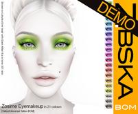 Zibska BOM Pack ~ Zosime Eyemakeup Demo [tattoo/universal tattoo BOM]