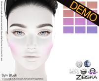 Zibska ~ Sylv Blush Demos [lelutka/genus/laq/catwa/omega/tattoo]