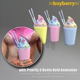 boyberry Candyman Cups