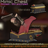 [inZoxi] - Box - Animesh Mimic Chest