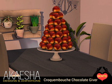 [Bento Catering & Party Foods] Croquembouche Chocolate Giver