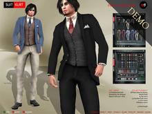 A&D Clothing - Suit -Kent-  DEMOs