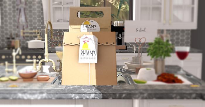 [RF] Asha Destinations Foods - BOXED