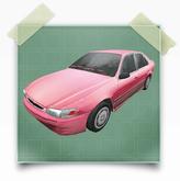Corolla sedan 2000
