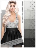 GAWK! DEMO Smart Leather Tank Dress| for Maitreya | Maitreya Petite