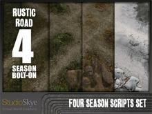 Rustic Road 4 SEASON Bolt-On Set (V2)