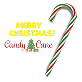 [ FULL PERM ] Merry Christmas Candy Cane
