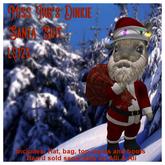 Miss Ing's Dinkie Santa Suit