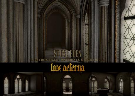 + LUX AETERNA [Stone Eden] LIGHT