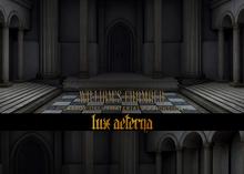 + LUX AETERNA [William's Chamber V2]