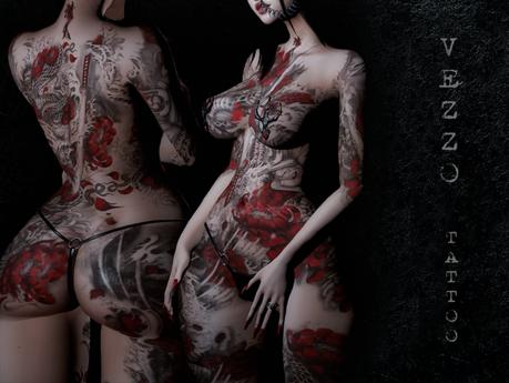 Vezzo Ink - Samurai original