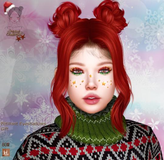 -Fun-on-a-Bun- Petillant Eyeshadows {GIFT}