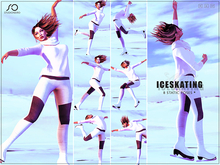 :studiOneiro: Iceskating /poses/ fatpack (rez to unpack)