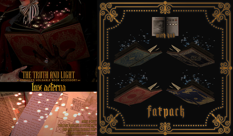 + LUX AETERNA [The Truth And Light] FATPACK