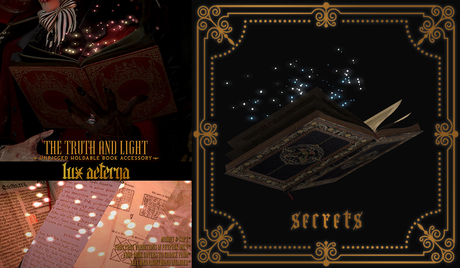 + LUX AETERNA [The Truth And Light] SECRETS