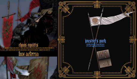 + LUX AETERNA [Chaos Equitis] JOUSTER'S PACK
