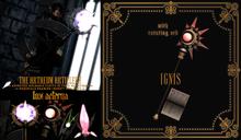 + LUX AETERNA [The Artaeum Artillery] IGNIS