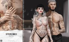 Premium - Stereo - Tattoo