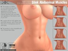*KUNDALA* Abdominal Muscles - Slink BOX (wear)