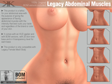 *KUNDALA* Abdominal Muscles - Legacy BOX (wear)