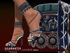 -SKIFIJA- Sarmatia Heels(silver)