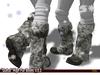 "-SKIFIJA- ""Gutsa"" High Fur Boots v.0.3 Lara"